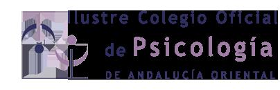 Logotipo Ilustre Colegio Oficial de Psicología de Andalucía Oriental