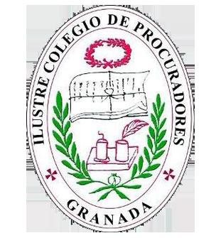 Logotipo Ilustre Colegio de Procuradores de Granada