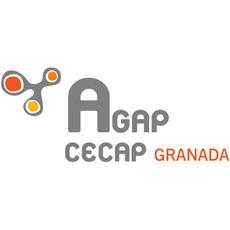 Logotipo Asociación de Centros de Formación de Granada