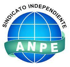 Logotipo ANPE Sindicato Independiente