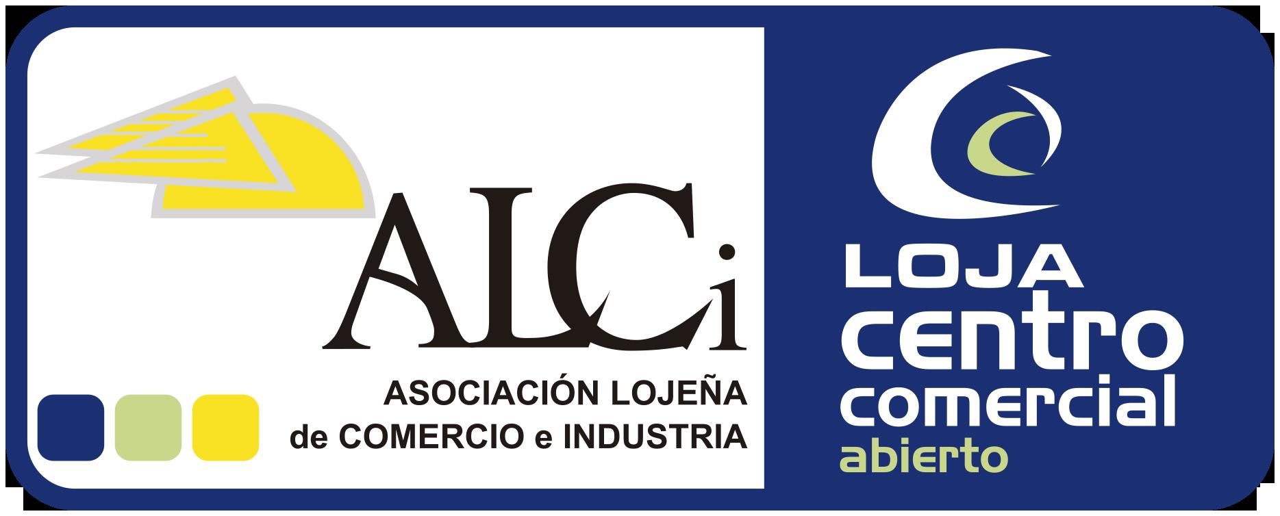 Logotipo Asociación Lojeña de Comercio e Industria