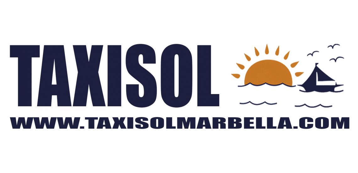 Logotipo Asociacion TAXISOL Marbella