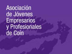 Logotipo Asociación de Jóvenes Empresarios y Profesionales de Coín