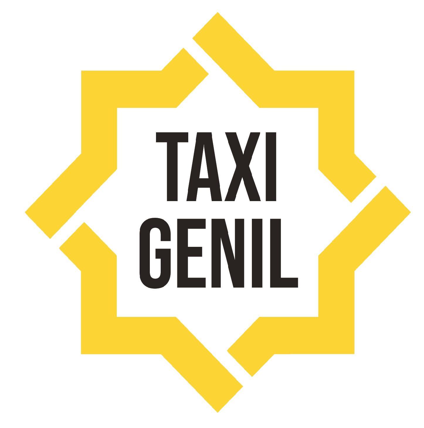 Logotipo Asociación Radio Taxi  Genil