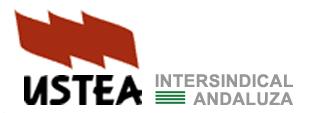 Logotipo USTEA - UNION SINDICAL DE TRABAJADORES DE ANDALUCIA